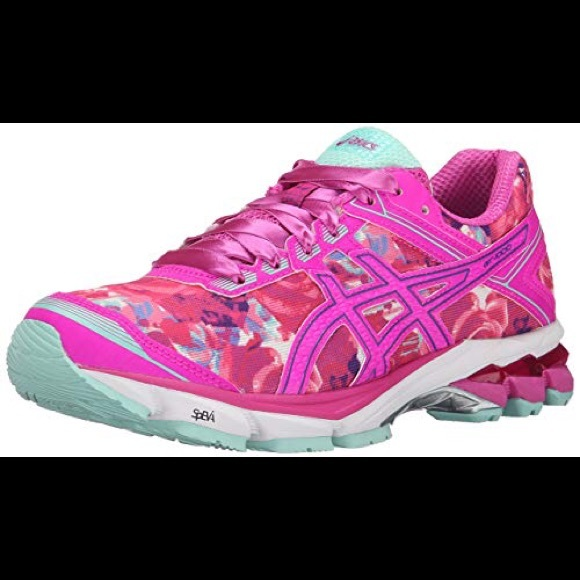 81482f3626d1 Asics pink ribbon running shoes sneakers